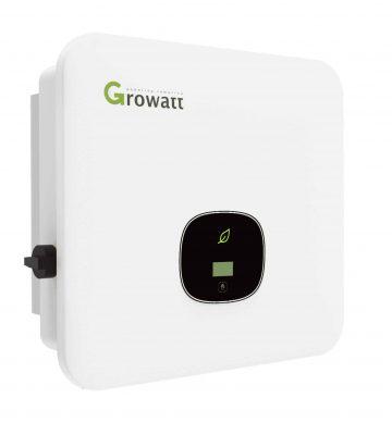 Inwertery sieciowe Growatt